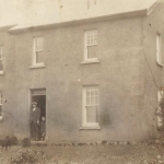 FarmHouse at Mitchelstown Cave entrance 1920's where visitors still buy their tickets.