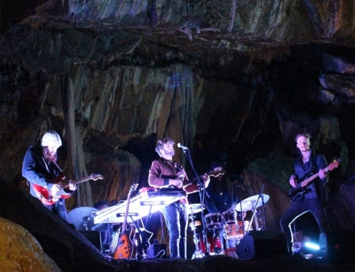 Music in an intimate, breathtaking location of the Mitchelstown Caves