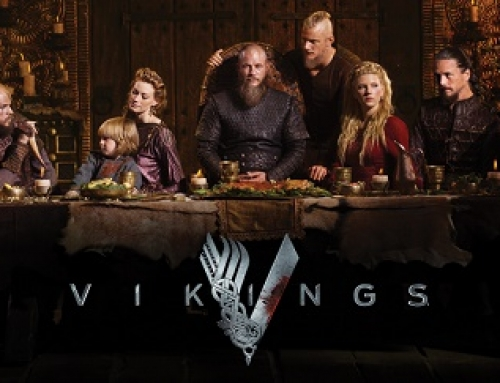 History Channel TV series Vikings filmed in Mitchelstown Cave